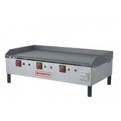 "40"" HEAVY DUTY GAS GRIDDLE"