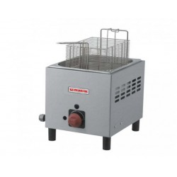 FRYER: ONE BASKET, 1 WELL - LP GAS