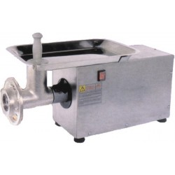 12 MEAT GRINDER 1.5 HP. (STAINLESS STEEL BODY & MEAT PAN)
