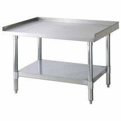 Stainless & Galvanized Equipment Stands